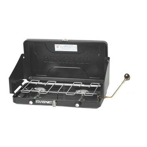 Stansport Stansport Two Burner Propane Stove 203