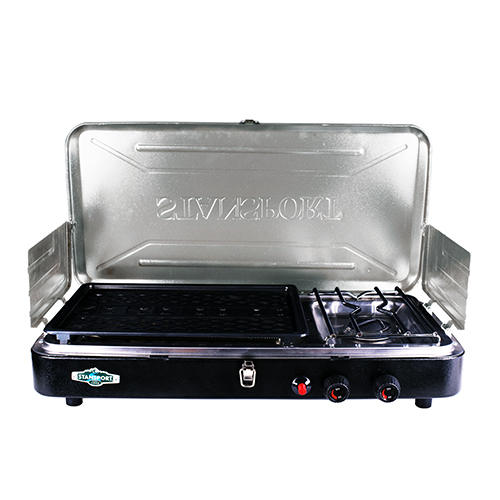Stansport Stansport High Output Propane Stove & Grill 206