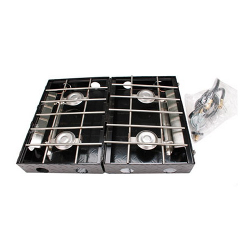 Stansport Stansport Diamond Plate Tuff Stove 215