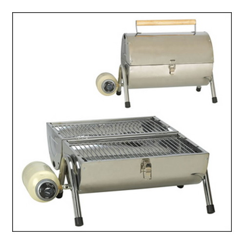 Stansport Stansport Propane Barbeque Stainless Steel 235-100