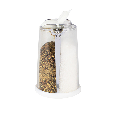 Stansport Stansport Side by Side Salt & Pepper Shaker 343-P