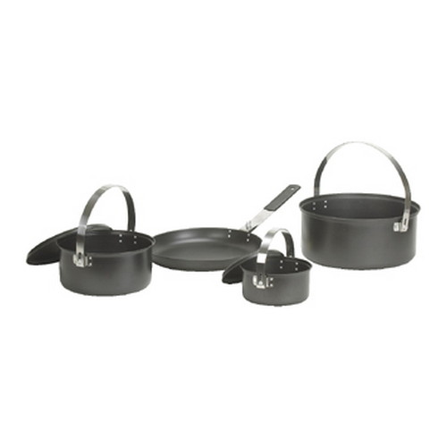 Stansport Stansport Black Granite Family Cook Set 365-20