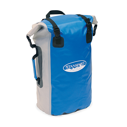 Stansport Top Load Dry Bag, Marine Blue 65 Liter