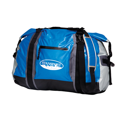 Stansport Stansport Waterproof Duffle, Blue 135 Liter 484