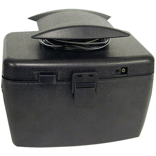 Stealth Cam Stealth Cam 12 Volt Battery Box with Charger STC-12VBB