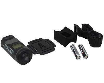 Stealth Cam Black Epic Camera Package Package, Black STC-EPICBX