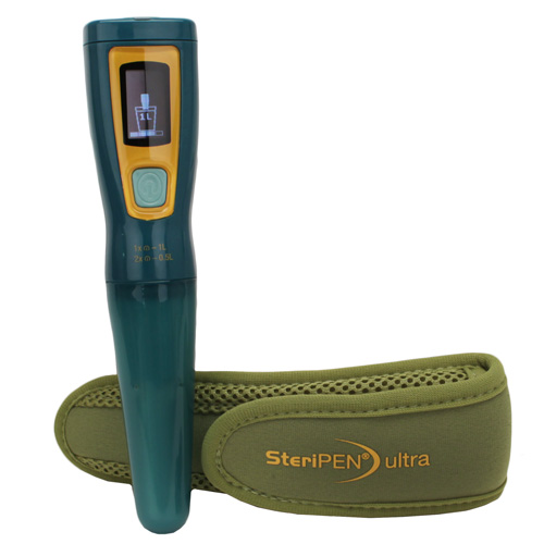 SteriPEN Ultra Retail Pack Rechargeable