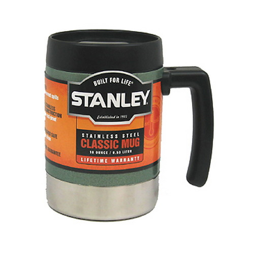 Stanley Mug 18 oz, Green