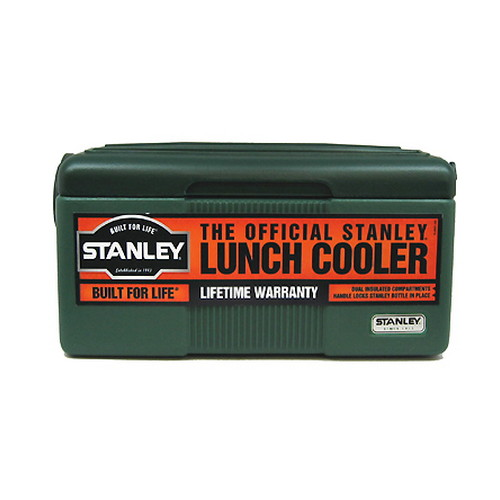 Stanley Stanley Lunchbox Cooler 7 Quart, Green 10-00726-000