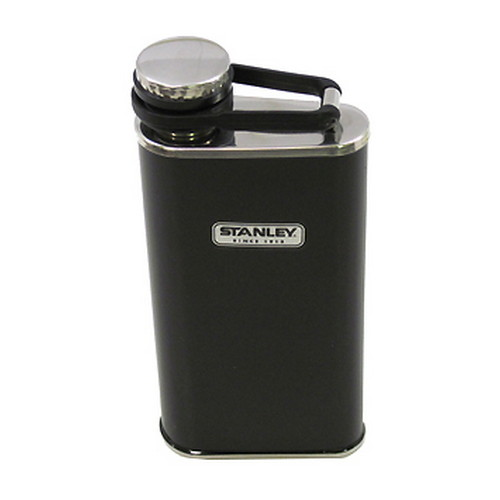 Stanley Flask 8 oz Black