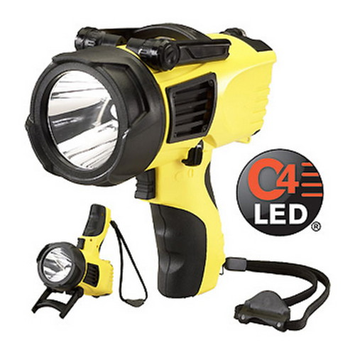 Streamlight Streamlight Waypoint Yellow 12V DC, Clam Pack 44904