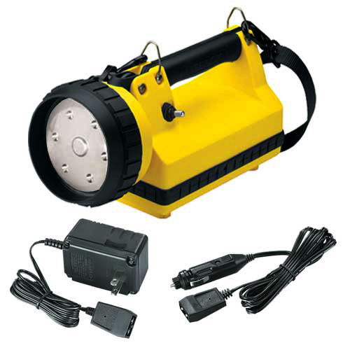Streamlight Streamlight E-Flood Firebox Standard System, Yellow 45827