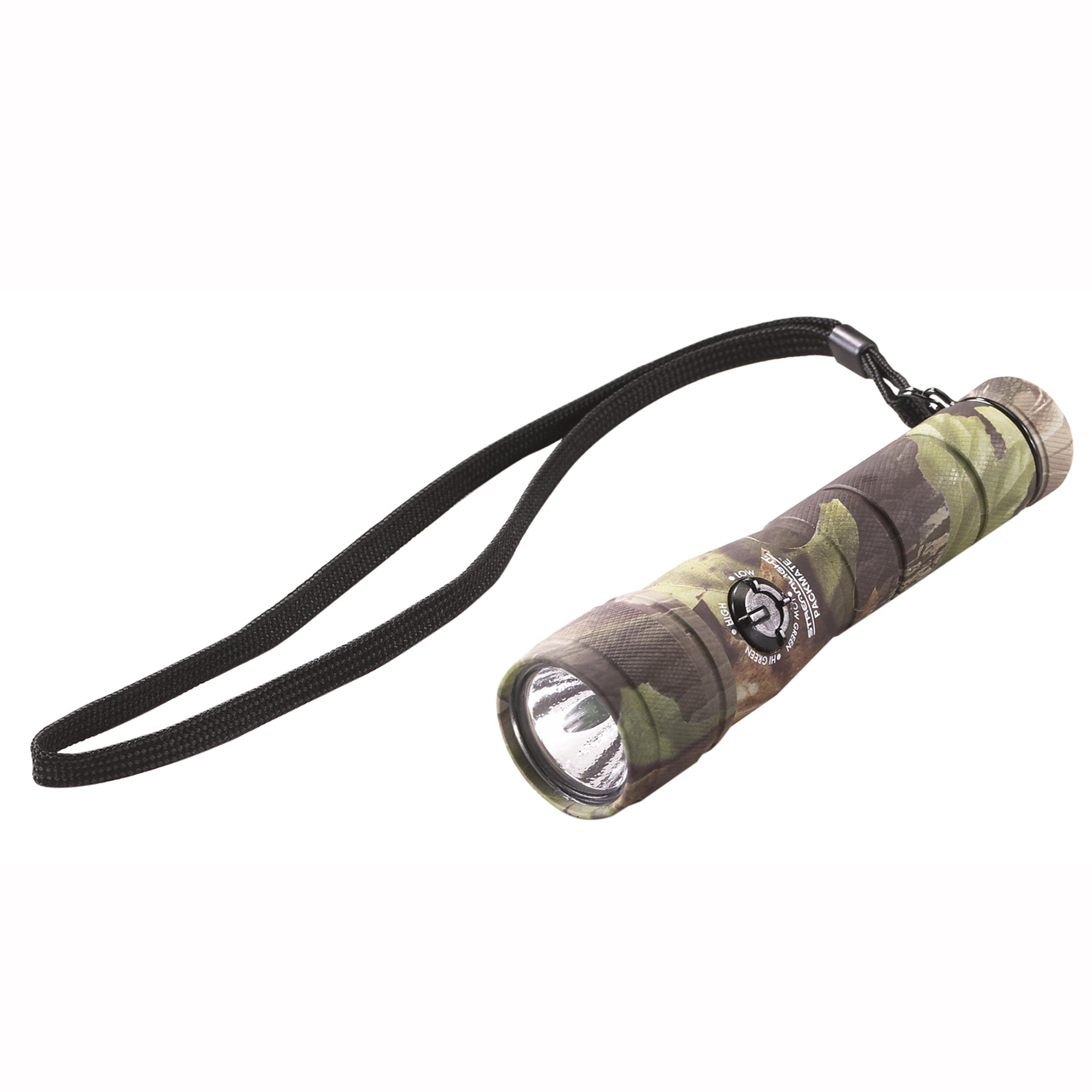 Streamlight Streamlight PackMate Green Camo w/Green LED 51057