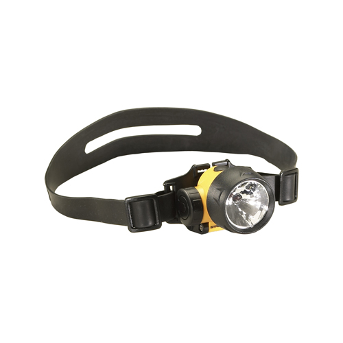 Streamlight Streamlight Trident Headlight w/White LEDs, Yellow 61049
