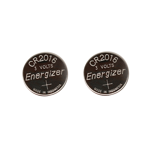 Streamlight Streamlight CuffMate Coin Cell Batteries - 2 pack 63030