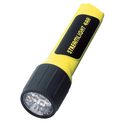 Streamlight Streamlight 4AA LED Flashlight With Out Batteries, (Boxed) 68200