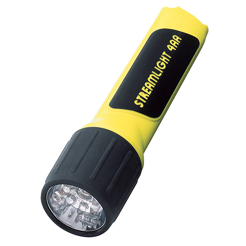 Streamlight Streamlight 4AA LED Flashlight With Batteries, (Clam Pack) 68202