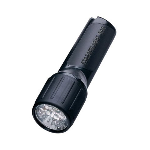 Streamlight Streamlight 4AA LED Flashlight With Out Batteries, (Boxed) 68301