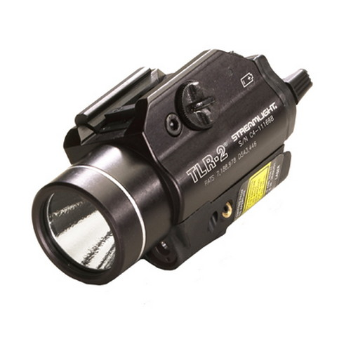 Streamlight Streamlight TLR Tactical Lights Tactical Light with Laser and Weapons Mount 69120