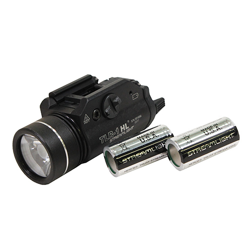 Streamlight Streamlight TLR-1 HL, Rail Locating Keys, Lithium 69260