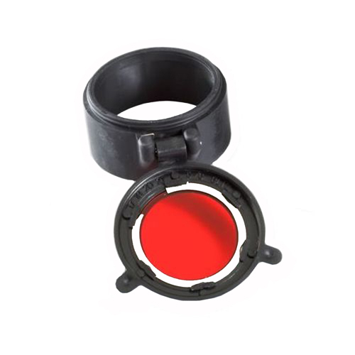 Streamlight Lens Poly, Super, Red Lens