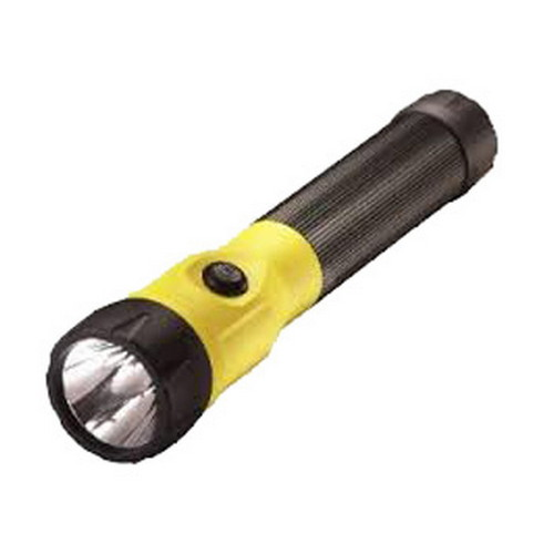 Streamlight Streamlight PolyStinger LED w/120V AC/DC Chargers, 2 Holders, Yellow 76163