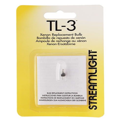 Streamlight Bulbs Xenon Replacement Bulb, (TL-3) 88914