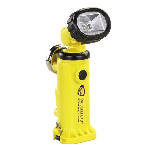 Streamlight Knucklehead Light w/120V AC, DC, Yellow