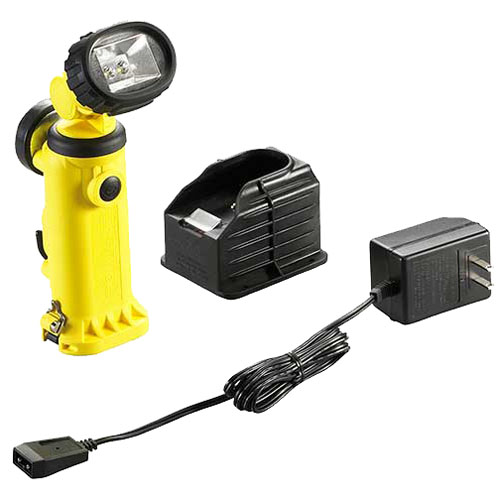 Streamlight Streamlight Knucklehead HAZ-LO Light Flood 120V AC, Yellow 91622
