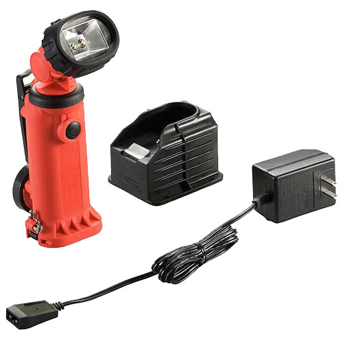 Streamlight Streamlight Knucklehead HAZ-LO Light Flood 120V AC, Orange 91652