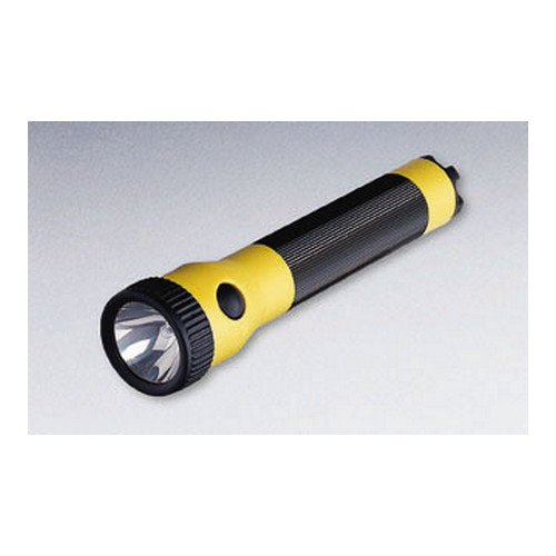 Streamlight Streamlight PolyStinger Flashlight with DC Steady Charger, (Yellow) 76002