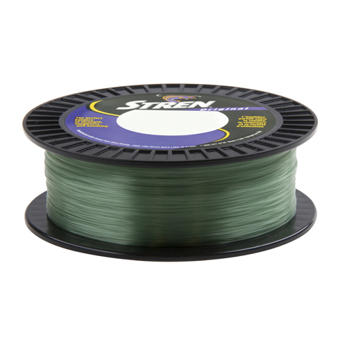 Stren Stren Original Line, Lo-Vis Green, Pony Spool 10 lb, 100 Yards 1107337