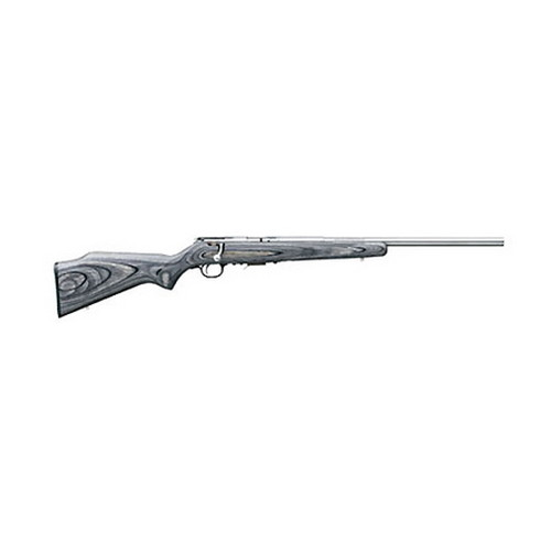 Savage Arms 93R17 Series BVSS, Grey, 17 HMR, 21