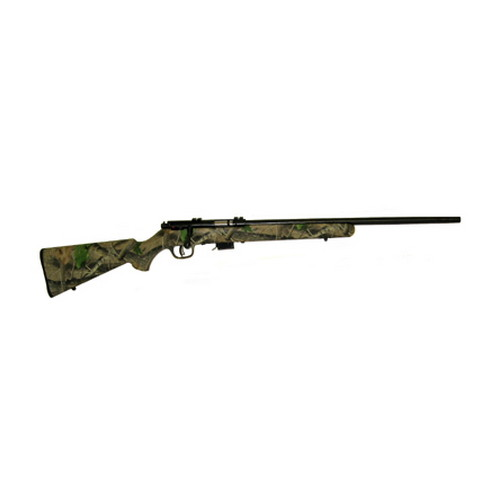 Savage Arms 93R17 Series Camo, 17 HMR, 21