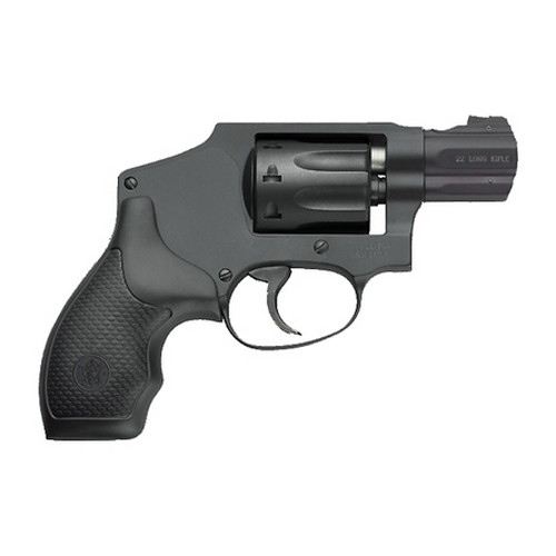 Smith & Wesson Revolver Smith & Wesson M43C AirLight Cent. 22 Long Rifle Blued 8 Round 103043