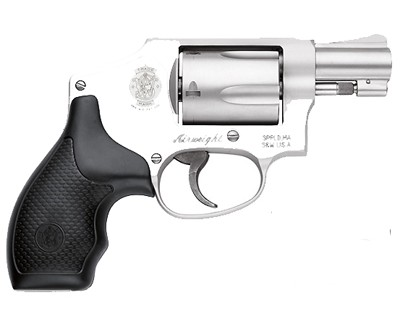 Smith & Wesson M642 Revolver Airweight Internal Hammer 38 Special No Lock 5 Round