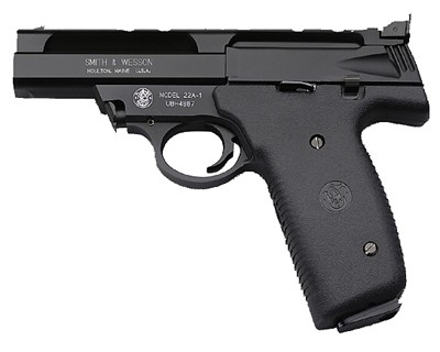 Smith & Wesson Pistol Smith & Wesson M22A 22 Long Rifle 4