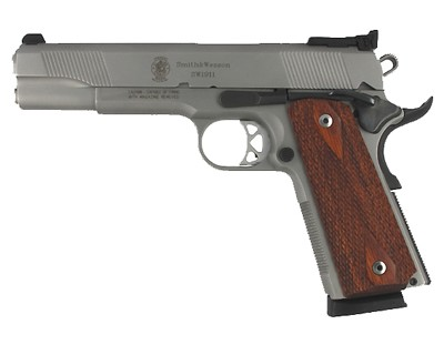 Smith & Wesson Pistol Smith & Wesson SW1911 45 ACP 5