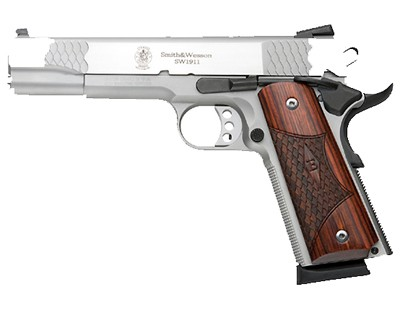 Smith & Wesson Pistol Smith & Wesson SW1911 45 ACP E, 5