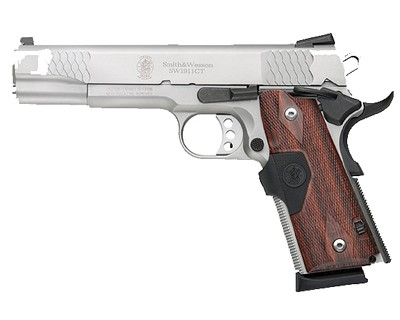 Smith & Wesson Pistol Smith & Wesson SW1911 45 ACP ECT, 5
