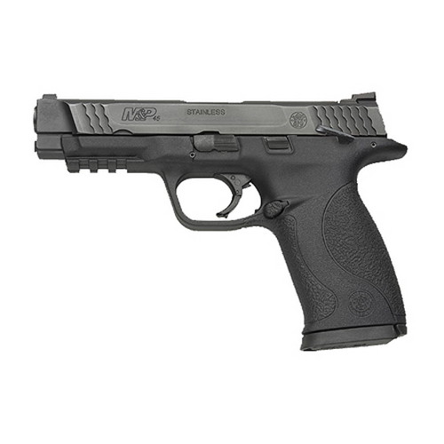 Smith & Wesson Pistol Smith & Wesson M&P45 45 ACP Ambidextrous Manual Safety, Black, California Approved, 10 Round 109006