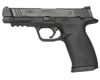 Smith & Wesson Pistol Smith & Wesson M&P45 45 ACP No Mag Safety, Black 10 Round 109106