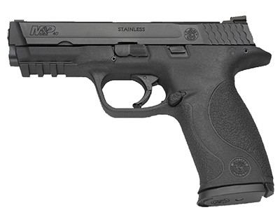 Smith & Wesson Pistol Smith & Wesson M&P40 40 S&W Mag Safety, California Approved, 10 Round 109200