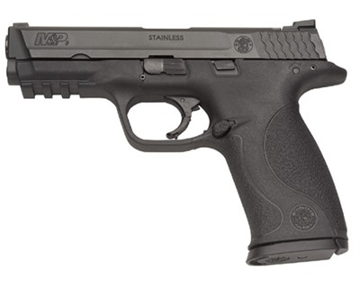 Smith & Wesson Pistol Smith & Wesson M&P9 9mm Luger Mag Safety California Approved 10 Round 109201