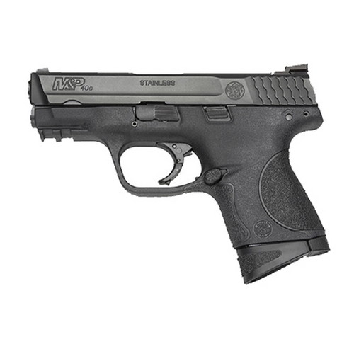 Smith & Wesson Pistol Smith & Wesson M&P40 40 S&W Compact, Mag Safety California Approved 10 Round 109203