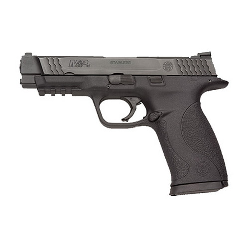 Smith & Wesson Pistol Smith & Wesson M&P45 45 ACP Mag Safety, Black California Approved 10 Round 109206