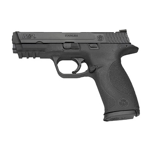Smith & Wesson Pistol Smith & Wesson M&P40 Mag Safety Massachusetts Approved 40 S&W 10 Round 109250