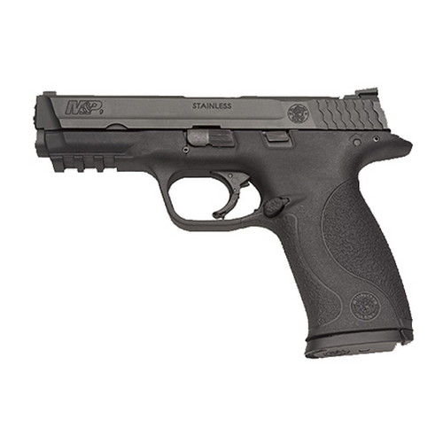 Smith & Wesson Pistol Smith & Wesson M&P9 9mm Luger Mag Safety Massachusetts Approved 10 Round 109251