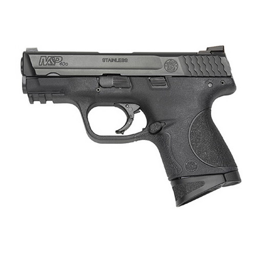 Smith & Wesson Pistol Smith & Wesson M&P40 Compact, 40 S&W Mag Safety Massachusetts Approved 10 Round 109253