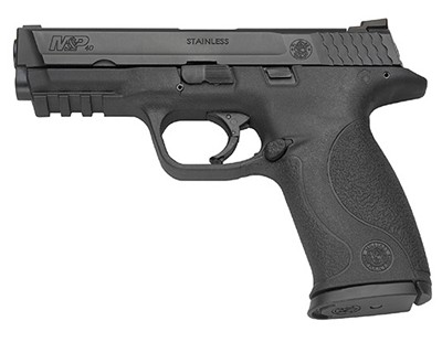 Smith & Wesson Pistol Smith & Wesson M&P40 No Mag Safety 10 Round 109300